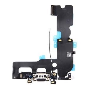 Opladen van de haven Flex kabel voor de iPhone 7 Plus (zwart)