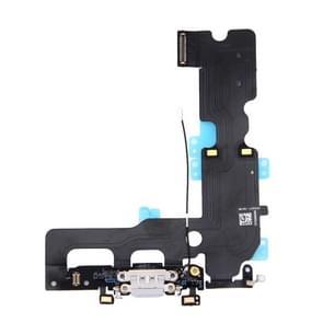 Opladen van de haven Flex kabel voor de iPhone 7 Plus (grijs)