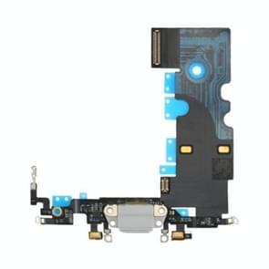 Charging poort Flex Cable voor de iPhone 8 (zilver)