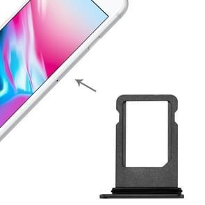 Kaarthouder voor iPhone 8 (grijs)