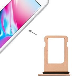 Kaarthouder voor iPhone 8 (goud)