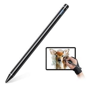 ESR oplaadbare 1.4 mm fijne punt Smart pencil digitale Stylus pen voor touchscreens (zwart)