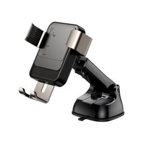 JOYROOM JR-ZS220 Auto Dashboard Draadloos opladen mobiele telefoon Zwaartekrachtbeugelhouder (zwart)