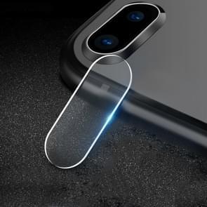 0.2mm 9H 2.5D Rear Camera Lens getemperd glas Film voor iPhone 8 & 7 Plus
