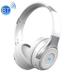 ZEALOT B26T Stereo Wired Wireless Bluetooth 4.0 Subwoofer Headset met 3 5mm Universal Audio Cable Jack & HD Microphone  For Mobile Phones & Tablets & Laptops  Support 32GB TF Card Maximum(White)