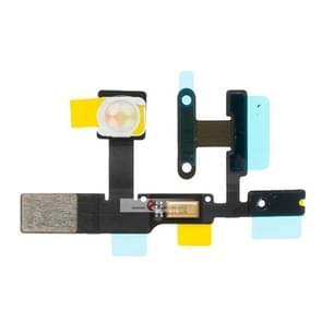 Power knop & zaklamp + microfoon Flex kabel voor iPad Pro 9 7 inch / A1673 / A1674 / A1675