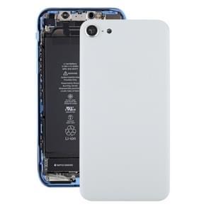 Glazen batterij achterkant voor iPhone SE 2020 (Wit)
