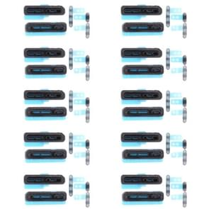 10 STKS speaker stofdichte mesh (1 paar) voor iPhone X