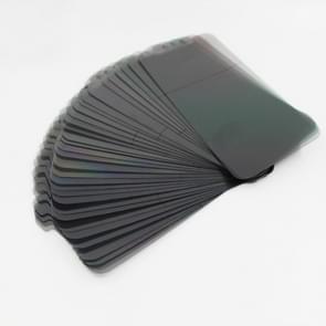 50 PCS LCD Filter polariserende Films voor iPhone X