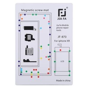 JIAFA JF-870 magnetische pad schroef Board voor iPhone XR