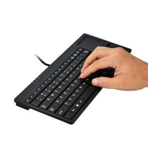 MC-818 82 sleutels-touchpad ultradunne bedraad toetsenbord van de Computer