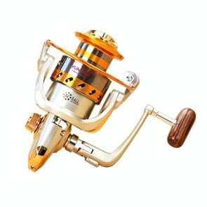 YUMOSHI EF6000 12 Ball Bearings Rocker Handle Wheel Seat Fishing Spinning Reel
