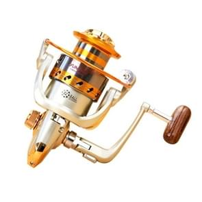 YUMOSHI EF7000 12 Ball Bearings Rocker Handle Wheel Seat Fishing Spinning Reel