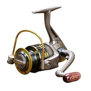 YUMOSHI GS4000 volledige 12 kogellagers Rocker handvat wiel zetel visserij spinnen haspel