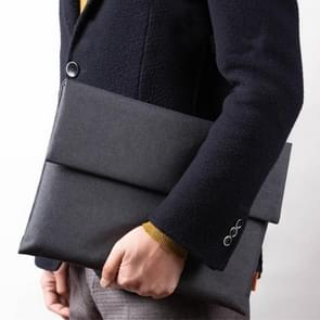 POFOKO A200 15 6 inch Waterproof Polyester innerlijke pakket laptoptas (zwart)
