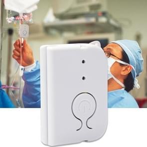 Infusie herinnering alarm sensor monitor ziekenhuis veiligheid verpleegkundige patiënten injectie medische Safety Care tool