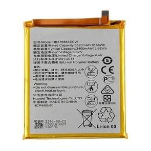 3400mAh Li-polymeer batterij HB376883ECW voor Huawei P9 Plus / VIE-AL10