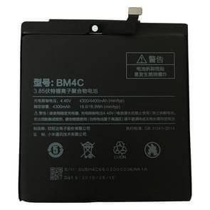 BM4C mAh lithium-polymeer batterij voor Xiaomi mi mix