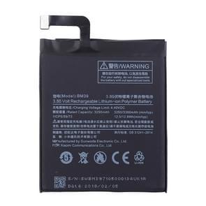 BM39 3250mAh lithium-polymeer batterij voor Xiaomi MI 6
