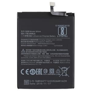 3900mAh Li-polymeer batterij BN44 voor Xiaomi Redmi 5 Plus
