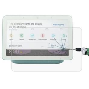 0.3mm 9H 2.5D HD explosieveilige getemperd glas Film voor Google Startpagina Hub slimme Speaker