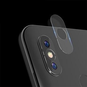 0.3mm 2.5D transparante achterkant Camera Lens Protector getemperd glas Film voor Xiaomi Redmi S2