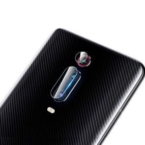 0.3 mm 2.5 D transparante achterste camera lens beschermer gehard glas film voor Xiaomi mi 9T Pro