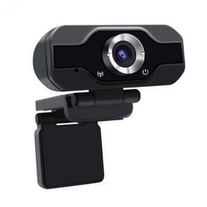 ESCAM PVR006 HD 1080P USB2.0 HD Webcam met microfoon voor pc