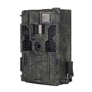 LW16M 130 Degrees Wide Angle Lens IP56 Waterproof 16MP 1080P HD Infrared Hunting Trail Camera with 2.0 inch LCD Display  Support SD Card(32GB Max)