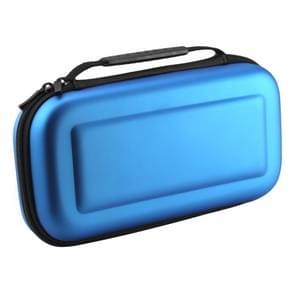 Draagbare EVA opbergtas handtas beschermende doos voor Nintendo switch (blauw)