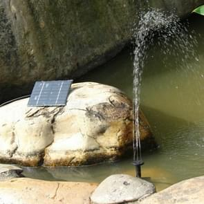 Squared Solar-powered Water Fountain Pump