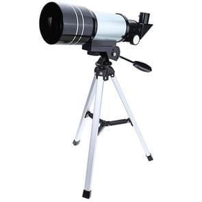 F30070M draagbare professionele High-Definition High Times Espace telescoop Spotting Scope met Tripod(Silver)