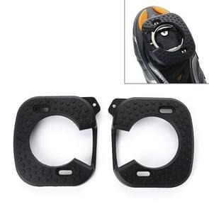 Een paar schoenplaatjes beschermende Covers voor SpeedPlay Zero SpeedPlay licht actie schoenplaatjes