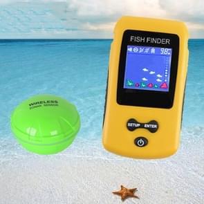 TL86 draagbare draadloze kleurenscherm vissen apparaat Fishfinder