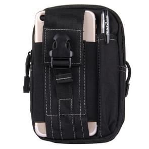 Stijlvolle multifunctionele Outdoor sporten met Hiking rijden reizen taille tas telefoon Camera beschermende Case Card Pocket portemonnee met riem pleister bindend Tape