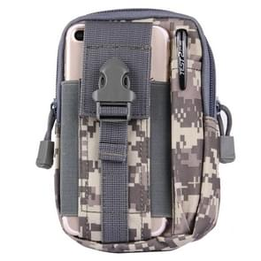 Stylish Multifunctional Outdoor Sports Running Hiking Riding Travelling Waist Bag Phone Camera Protective Case Card Pocket Wallet with Belt Bandage Binding Tape
