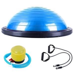 Explosieveilige yoga bal sport fitness bal balans bal  diameter: 60cm (blauw)