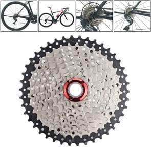 BOLANY CSM940BS 9-speed 40T stalen kaart type Mountain Bike vliegwiel fiets ketting toren wiel