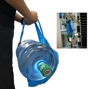 1328 20L buiten klimmen draagbare opvouwbare anti-splash Bag ultralichte rugzak  Max belasting: 15 kg (rood)