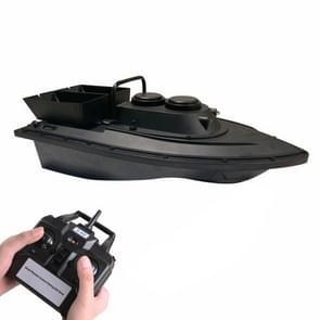 D11 2.4 GHz multifunctionele intelligente afstandsbediening nest Ship Fishing Bait Boat (zwart)
