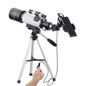 WR852 16 x / 66 x 70 High Definition High Times telescoop met statief