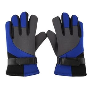 Winter Prevent Cold Gloves Add Fluff for Men