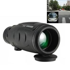 35*62 Portable Professional High Times High Definition Dual Focus Zoom Monocular Fatty Pocket Telescope