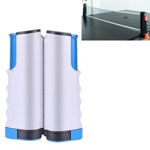 REGAIL intrekbare Portable tafel tennis net rack (grijs blauw)