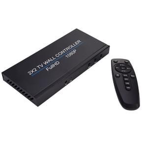 BT14 2X2 HDMI TV muur controller multi-screen splicing processor