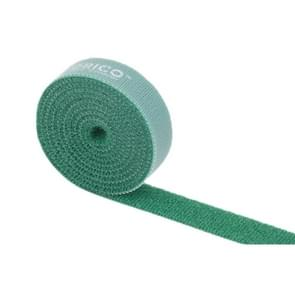 ORICO CBT-1S 1m herbruikbare & Dividable haak en lus kabel Ties(Green)