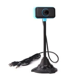 4.0 Mega Pixels USB 2.0 Driverless Desktop Laptop Camera / Webcam met microfoon