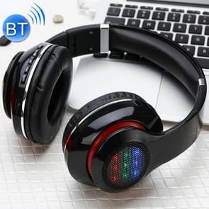 L1 hoofdband vouwen Stereo draadloze Bluetooth hoofdtelefoon hoofdtelefoon  steun 3.5mm Audio Input & Hands-free bellen  voor iPhone  iPad  iPod  Samsung  HTC  Xiaomi en andere Audio-Devices(Black)
