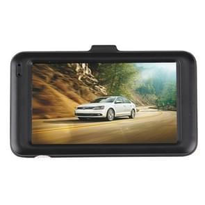 Auto DVR Camera 3 0 inch LCD HD 720P 3.0MP Camera 170 graden breed hoek bekijken  de visie van de nacht van de steun / bewegingsdetectie / TF kaart / HDMI / G-Sensor