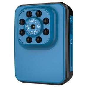 R3 Full HD 1080P-2.0MP-Mini Camcorder actiecamera  120 graden groothoek  ondersteuning van Night Vision / bewegings-Detection(Blue)